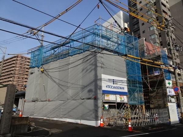 建設中-CREA(クレア)