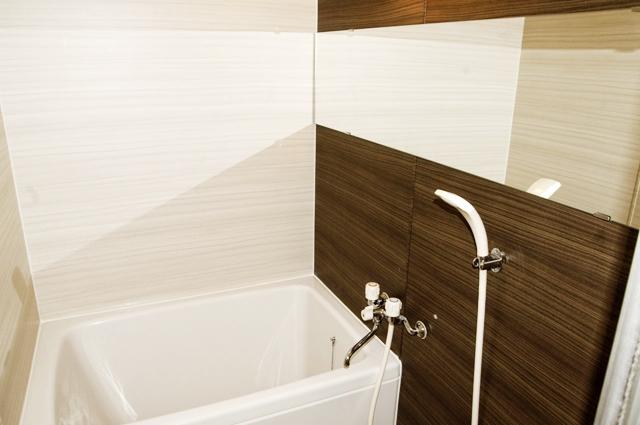 【浴室編】ワンポイントリフォームの勧め(賃貸マンション・リノベーション)